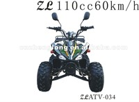 Bset popular and selling 110cc sport atv racing quad atv