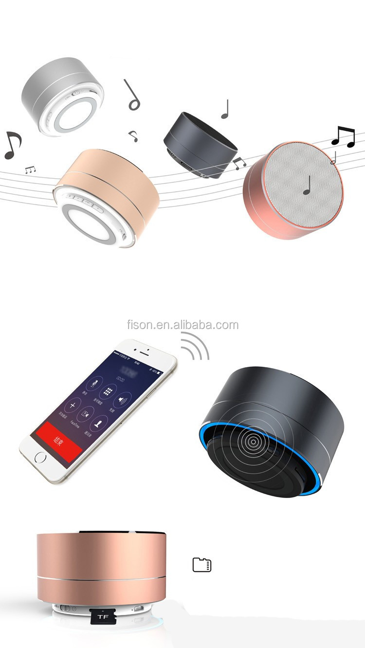 Wireless Bluetooth Mini Portable HI-FI Stereo Speaker FM Radio For iPhone Tablet