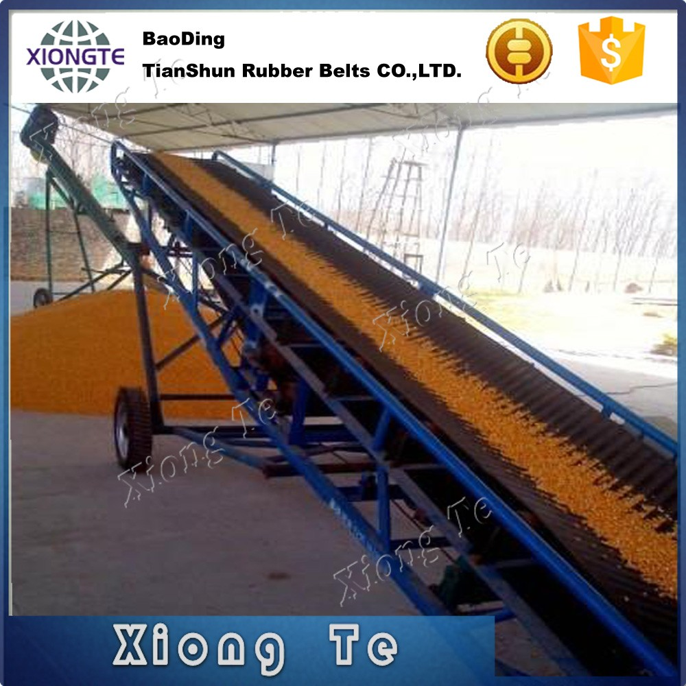 rubber chevron conveyor belt belt industri gula conveyor