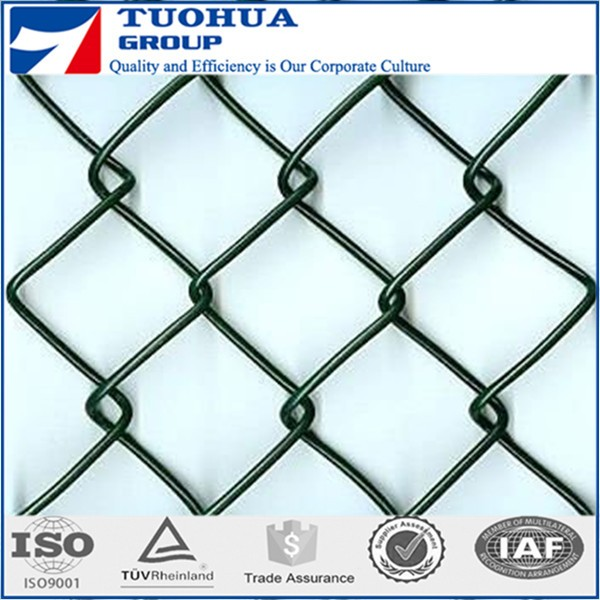 Various Material Chain Link Mesh Fence Supply with Competitve Price