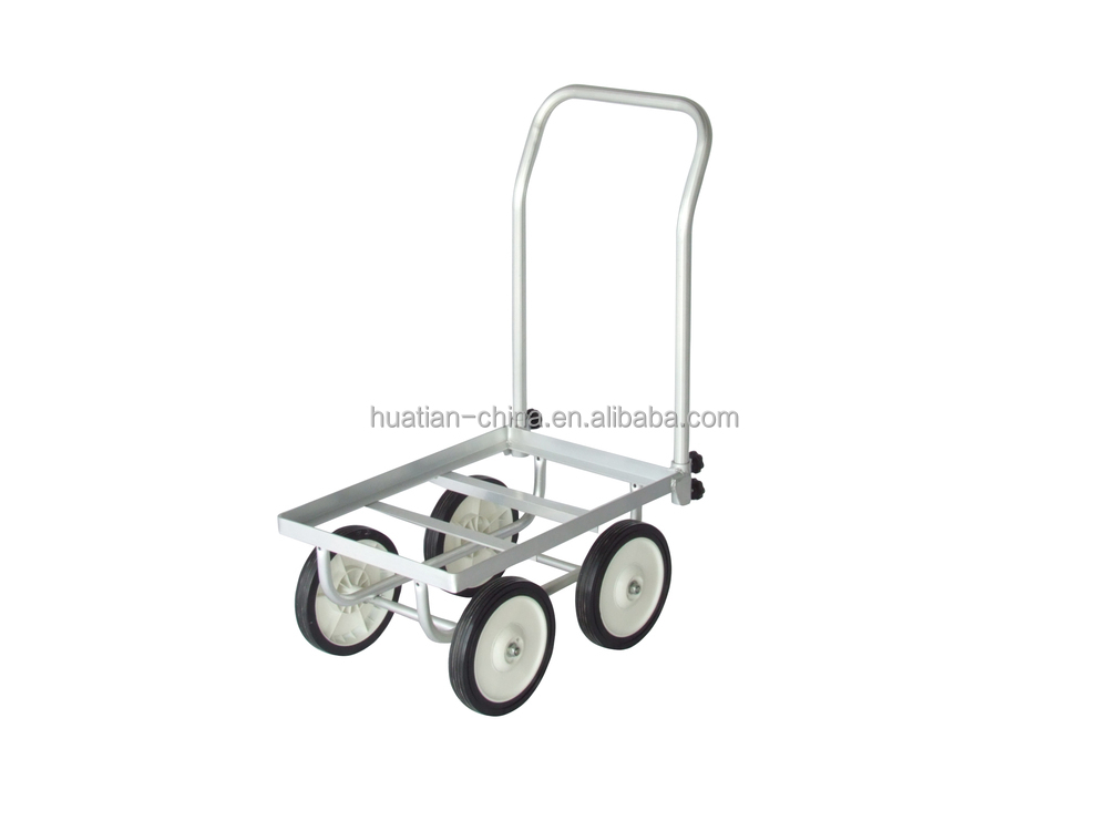 Durable, easy and convenient to assemble and use,Aluminium tool cart