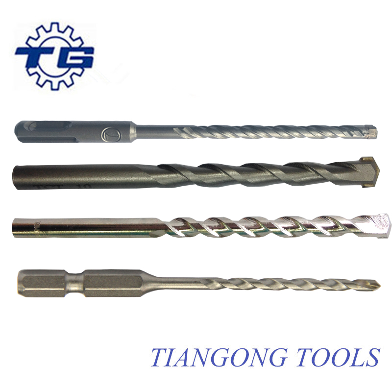 Tiangong tools manufacture electric drill masonry drill head