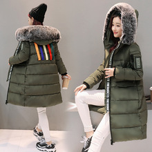 New spring winter jacket women coat women warm outwear Thin Padded cotton Jacket coat Womens Clothing