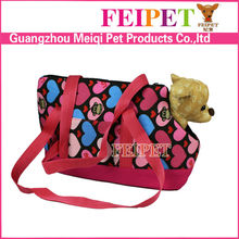 New pet items 2015 lovable dog carrier tote