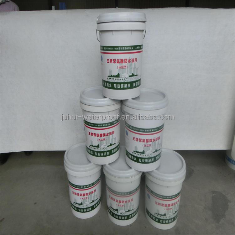 cementitious capillary crystalline waterproof coating