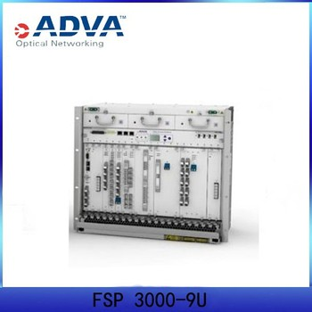 ADVA dwdm FSP 3000-9U fiber optic terminal equipment