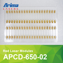 650nm 1mW 3V D6.2 mm Red Laser Diode Module, Small Red Laser Diode Module for Pointer/ Medical Treatment