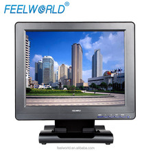 New Feelworld 12.1 inch Standable LCD Monitor for 360 Degree Rotation CCTV Camera