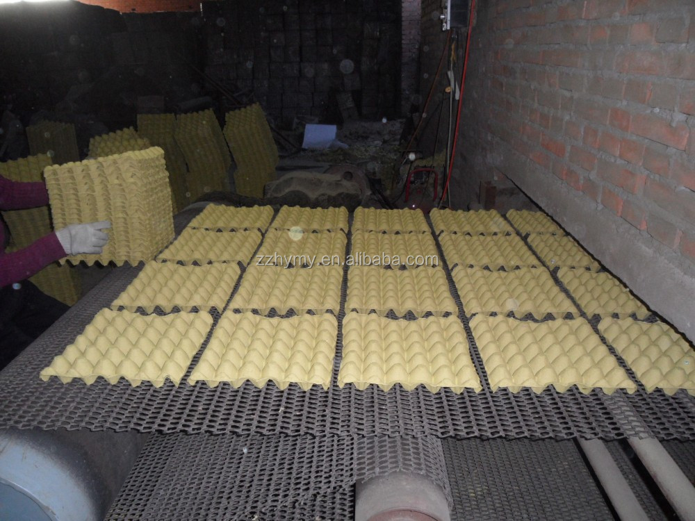 Egg tray machine waste paper egg tray making machine for How to make paper egg trays