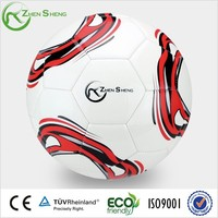 Zhensheng PVC/PU/TPU Leather Size 5 Soccer Ball
