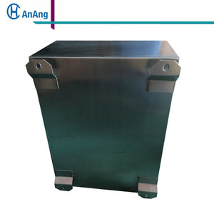 Stainless Steel OEM Fabrication Outdoor Electronic Cabinet