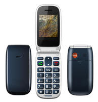 Big keyboard mobile phone for elderly with nokia battery