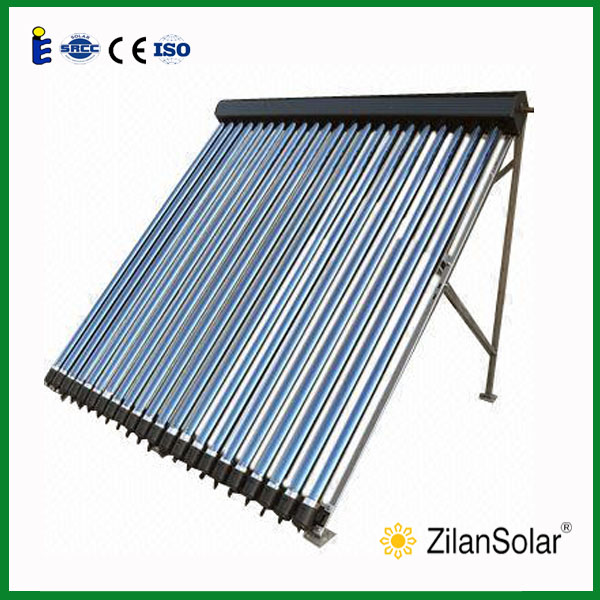 Most salable pool heater vacuum solar collector china