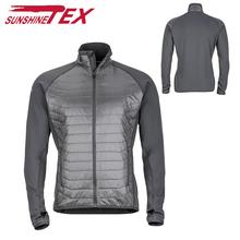 Outdoor men hybrid variant casual jacket