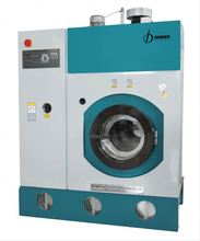 3Tank Dry Cleaning Machine