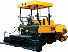 New RP953 Self propelled paving machine