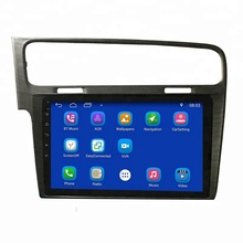 "10.1"" Android Radio For VW Golf 7, Car Multimedia DVD Player GPS Navigation Quad Core, GPS, Radio, Bluetooth"