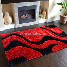 Screen Printing Wholesale Throw Rugs with Low Price