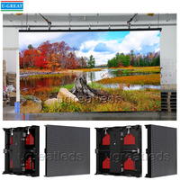 Newly Designed and High Brightness Outdoor HD Rental LED Display