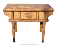 Chinese Antique Rustic Reclaimed Wood Sideboard