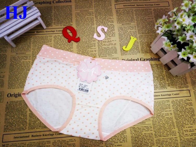 2016 latest design top quality young ladies girls' underwear