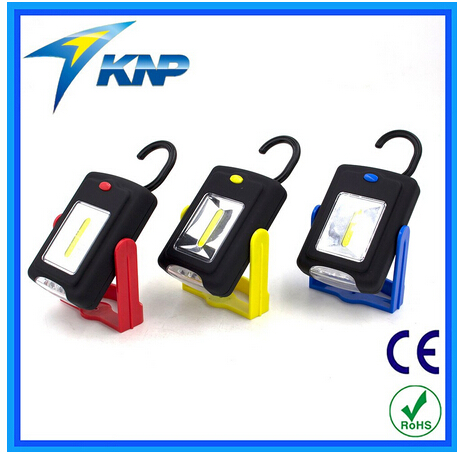 COB LED Light Work Light for Camping, Home, Emergency Kit, Auto