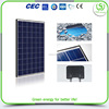 In many styles direct sale off grid roof mount solar system