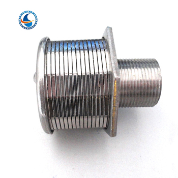 Steel y Type Water And Gas Filter Strainer Nozzle For Water