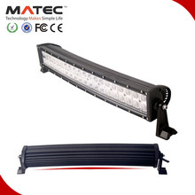 New products 2015 car 20 inch Curved LED Light Bar 120w curved led light bar