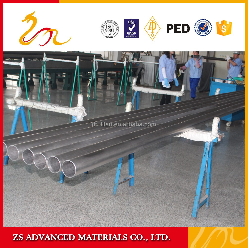 China factory wholesale titanium tubes for nitinol tube from alibaba store