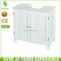 wholesale top rustic mdf wooden bathroom vanity cabinet