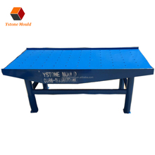Paver Block Machinery Pvc Mold Vibrating Table
