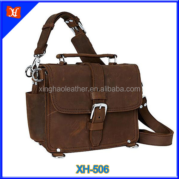 Carry-All Camera Bag Messenger Weekender DSLR Shoulder Bag