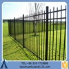 White Good-looking Steel Fence/Aluminium Fence/Picket Fence For Garden Farm