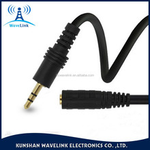 Free Samples Factory Price 3.5*1.35mm 2WAY CCTV Camera Dc Cable