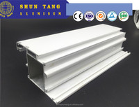 Aluminium sliding window track for Angola market
