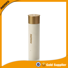 REMAX lithium battery portable 5V power bank 2600mah gift