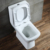 Ceramic Toilet Manufacturer With Factory Toilet Price Washdown two Piece toilet fittings