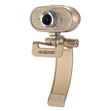 High quality oem usb driver pc mic webcam camera with deluxe HD 5 glass coating lens and home video chat