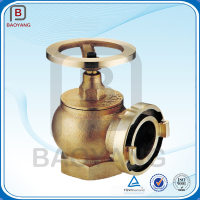 pressure reducing valve fire hydrant valve body