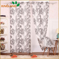 America style printed cafe curtains