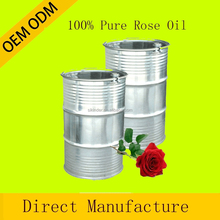 OEM/ODM Pure private label rose Essential Oil therapeutic grade for aroma massage oil whole sale price 180KG CAS 8002-09-3
