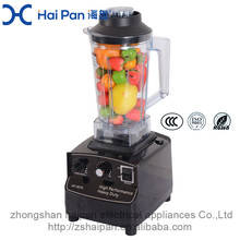 juicer blender With LED Display industrial spice blender