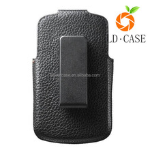 Leather Pouch for blackberry,pull pouch pull tab for blackberry priv pouch