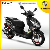 ZNEN MOTOR -- Falcon 7 2016 new model 125CC 150CC scooter good sell in MEXICO With EEC EPA DOT Certification 2015