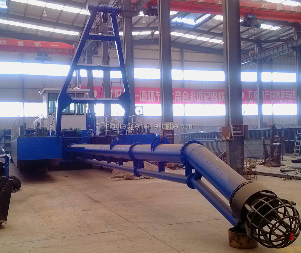 4~10 Inch Jet Dredger/Jet Suction Dredge for Sale