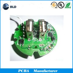 led pcb circuit board electronic components 5730 led bulb pcba