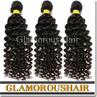 Top Fashion African American Sew In Human Hair Extension