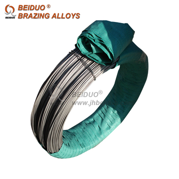 Stainless steel welding wire 312 coil wire electrode core rod