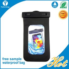 Waterproof smart phone case for iphone / samsung compatible all brand mobile phone